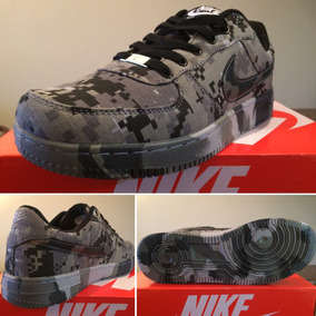 Nike Air Force Camuflaje