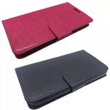 Capa Case Flip Cover Carteira Couro Smartphone Galaxy J5