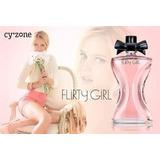Perfume Flirty Girl Catalogo Cyzone Esika Lbel Gratis Rimel