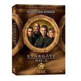 Box Dvd Stargate Sg1 - 2ª Temporada Completa (6 Dvd