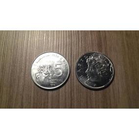5 Centavos 1976 Fao