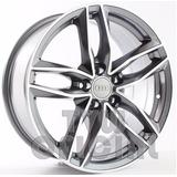 Llantas Audi R8 - V10 - R17 - 5x100 - Bora - Golf + Envíos