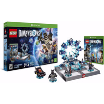 Lego Dimensions - Starter Pack - Xbox One - Lacrado