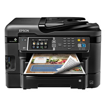 Impresora Scanner Epson Wf3640a Wireless Fax Wifi Copia