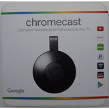 Novo Google Chromecast 2 Chrome Cast Hdmi - 1080p