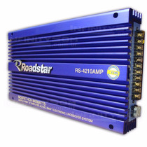 Modulo Amplific Roadstar Mosfet Classe A 4x70w Rms Rs4210amp