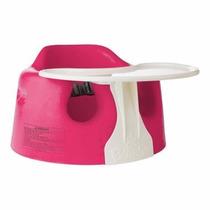 Cadeira De Alimentação Com Bandeja Rosa Ou Azul - Bumbo
