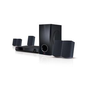 Teatro Casa 500w 3d Smart Blu Ray Player Lg Reacondicionado