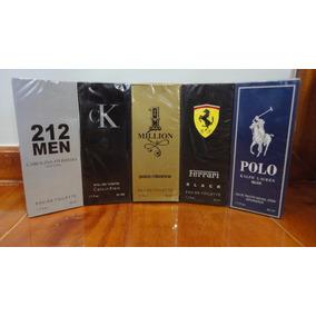 Kit Perfume Masculino + Relógio Masculino 2 Em 1 Barato