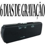 Mini Gravadores De Voz Microfone Infantil Espiao 007 Bb1