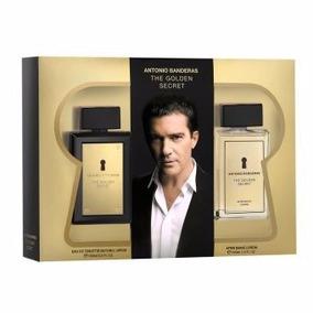 Estuche De Perfume Antonio Bandera Perfume +aster Original