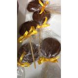 Kit Pirulitos De Chocolate Sem Personalizar