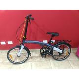 Bicicleta Dobravel B Fold 7 Nova Importada Da Itália