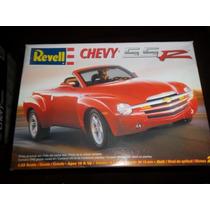 Chevy Ss R Pick Up Revell Esc 1/25 Modelo Nuevo