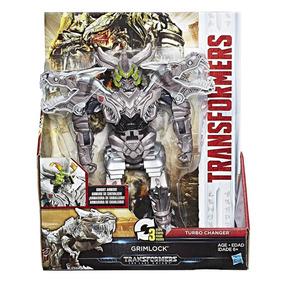 Robot Transformers Grimlock Last Knight 21cm Orig Hasbro