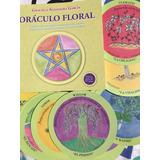 Oráculo Floral- Cartas Redondas Y Libro- Flores De Bach