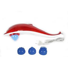 Aparelho Massageador Sculptor Eletrico Golfinho Corpo Saude