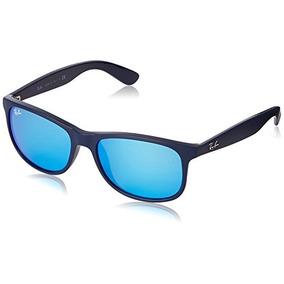 oculos ray ban wayfarer lente azul