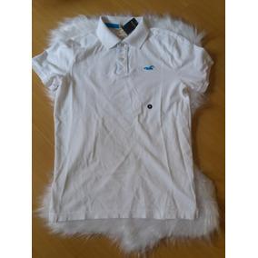 Camisa Polo Hollister Original Promoção Só Hoje 117f2ec332517