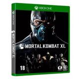 Envío Gratis. Video Juego Mortal Kombat Xl Xbox One Perfecto