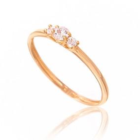 19cedeeab3318 Anel Em Ouro E Brilhantes Marca Tiffany.s.co. - Anéis com o melhor ...