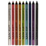 Delineador De Ojos Nyx Slide On Pencil Eye Liner