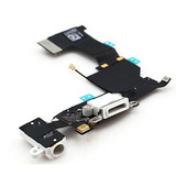 Cabo Flat Placa Conector Flex Iphone 5 Carga Audio Microfone