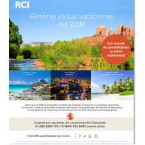 Remate Membresía Vacacional Raintree Vacation Club -traspaso