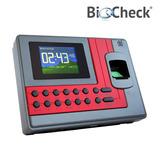 Reloj Checador Biométrico De Huella Digital Ta-2000