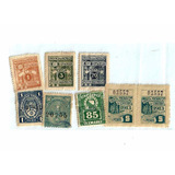 Sellos Fiscales - Centenarios - Lote 6
