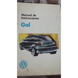 Manual Del Propietario Volkswagen Gol 1.6i, 1.8i, 2.0i