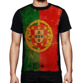 Camiseta De Portugal Feminina - Camisetas e Blusas no Mercado Livre ... 6cdff882cde56