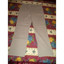 Pantalon Gloria Vanderbilt 100% Original 12-38 Dama Kaki