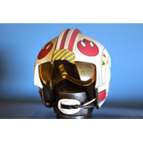 Luke Skywalker - Star Wars - Coleccion Cascos - Esc 1/5