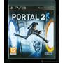 Portal 2 Ps3 En Español - Disco + Manual