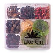 Kit Gin Tônica  9 Especiarias Para Drinks - Bombay Take Gin