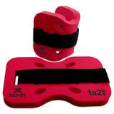 Caneleira De Peso Muvin Hidroginástica 1 A 2 Kg - Vermelho