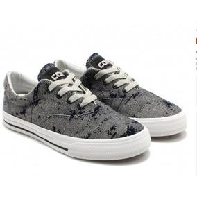Tênis Converse All Star Skidgrip Jeans 38 Frete Grátis