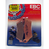 Pastilla Freno Ebc Fa181r Cagiva E 900 C Elefant 93-97 R