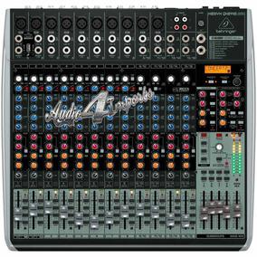 Mixer Mesa Behringer Qx 2442 Usb