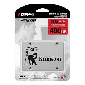 Disco Ssd Kingston Ssdnow Uv400 / 480gb / Sata Iii / 2.5