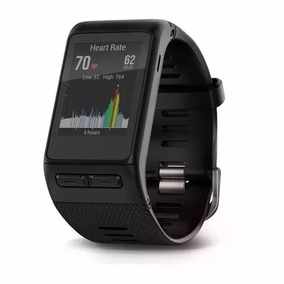 Relógio Garmin Vivoactive Hr Gps Smartwatch Corrida Bike