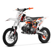 Mini Moto Cross 110cc 100cc Mxf Racing 2021 Motor 4 Tempos