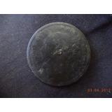 Boton Antiguo De La Reina Victoria De Inglaterra