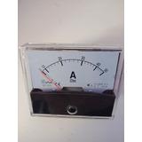 Amperimetro Analogico Ac/dc 50a