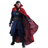 Juguete Hot Toys Marvel Doctor Extraño Benedict Cumberbatch