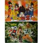 2 Rompecabezas Puzzle Ben 10 Dragon Ball Z 50 Piezas 34x21cm