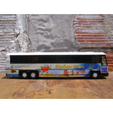 Juguete Autobus Micro Colectivo Peter Pan Corgi Alcancia