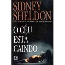 Livro O Céu Esta Caindo Sidney Sheldon