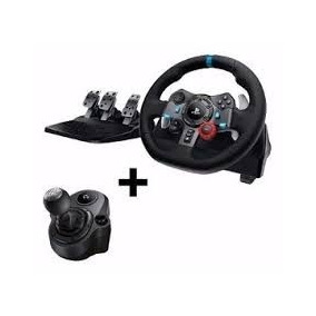 Volante Logitech G29 Driving Force Ps4/ps3/pc + Câmbio